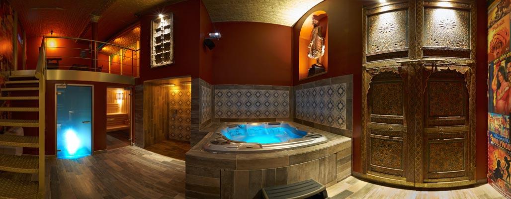 Eauzone spa espace privatif sauna hammam jaccuzi lille for Espace sauna hammam