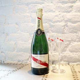 Btle de Champagne Mumm Cordon Rouge