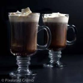 Irish coffee pour 2